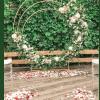 Свадебная арка 'Круглая' – изображение 2 – Интернет-магазин цветов STUDIO Flores
