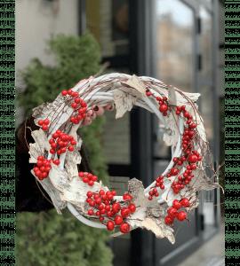 "Веночек ""Гроздья калины"" – Інтернет-магазин квітів STUDIO Flores"