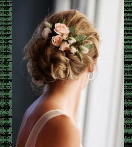 Заколка из цветов – Інтернет-магазин квітів STUDIO Flores