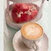 """Букет """"Клубничный мусс"""" – изображение 2 – Интернет-магазин цветов STUDIO Flores"""