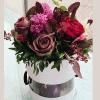 """Букет """"Смородиновое пирожное"""" – Интернет-магазин цветов STUDIO Flores"""