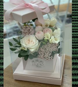 """Букет """"Жемчужина"""" – Интернет-магазин цветов STUDIO Flores"""