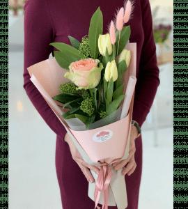 Как выбрать недорогой букет цветов - Flores Shop