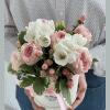 Bouquet 'Milk cocktail' – Flower shop STUDIO Flores