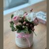 Bouquet 'Milk cocktail' – image 2 – Flower shop STUDIO Flores