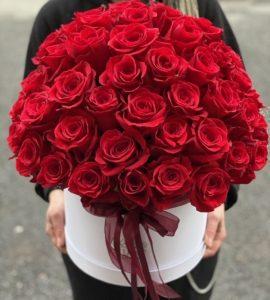 Букет роз 'Наоми' – Интернет-магазин цветов STUDIO Flores