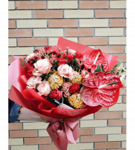 Что делать, чтобы цветы в смешанных цветочных композициях выглядели лучше - Flores shop