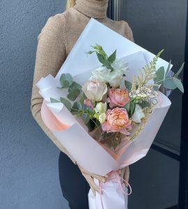 Bouquet 'Flirt' – Flower shop STUDIO Flores