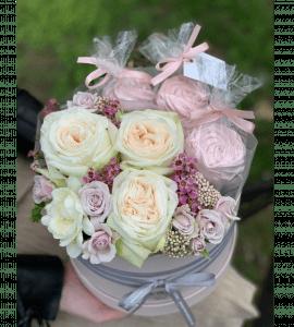 Букет Лакомка – Интернет-магазин цветов STUDIO Flores
