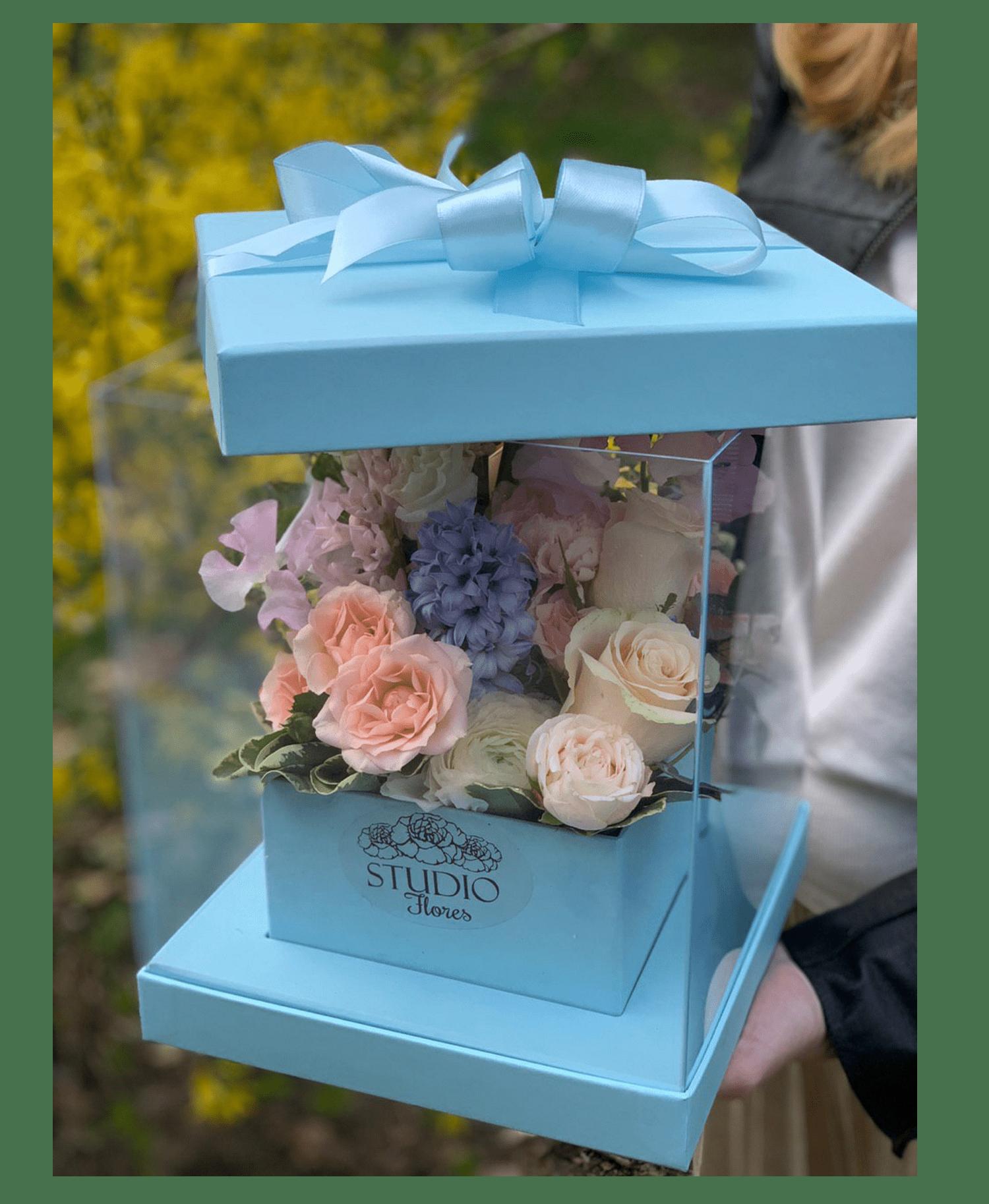 Bouquet 'Mademoiselle' – Flower shop STUDIO Flores