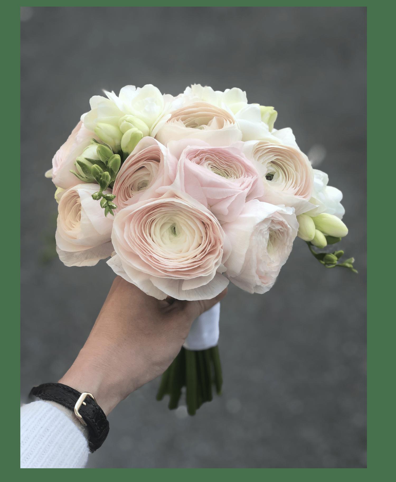 Букет невесты 15 – Интернет-магазин цветов STUDIO Flores
