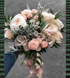 Букет невесты 20 – Интернет-магазин цветов STUDIO Flores