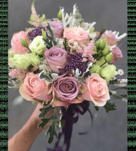Букет невесты 21 – Интернет-магазин цветов STUDIO Flores