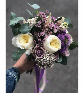 Букет невесты 23 – Інтернет-магазин квітів STUDIO Flores