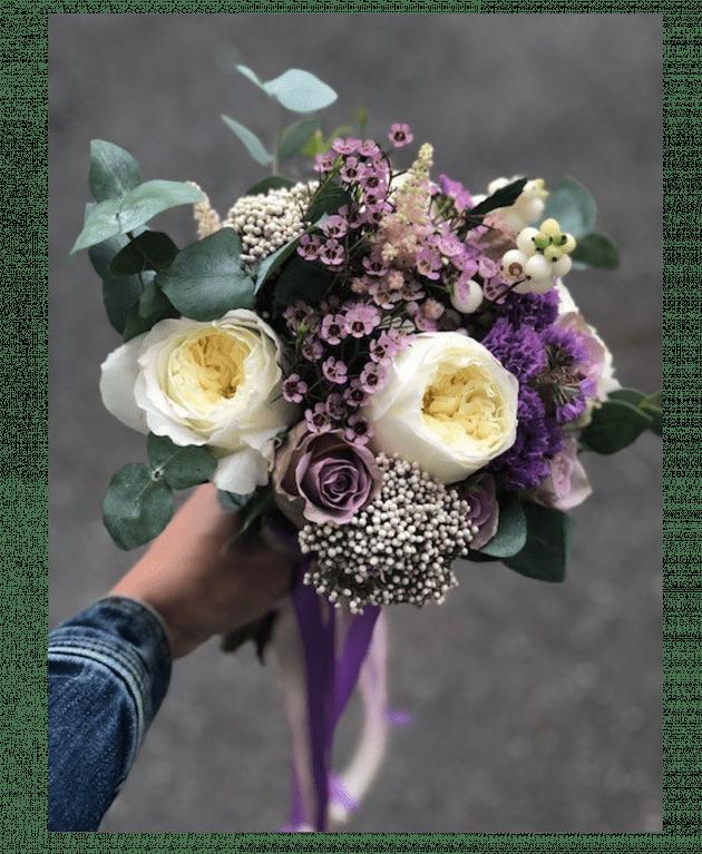 Букет невесты 23 – Интернет-магазин цветов STUDIO Flores