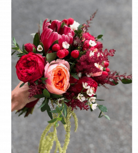 Букет невесты 24 – Інтернет-магазин квітів STUDIO Flores