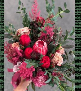 Букет невесты 25 – Интернет-магазин цветов STUDIO Flores