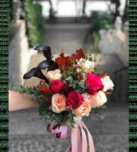Букет невесты 26 – Интернет-магазин цветов STUDIO Flores