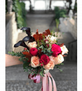 Букет невесты 26 – Інтернет-магазин квітів STUDIO Flores