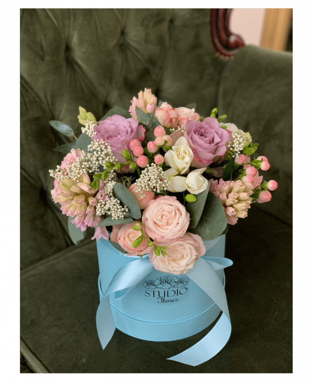Букет 'Нежность' – Интернет-магазин цветов STUDIO Flores