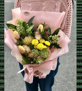 """Букет """"Радость"""" – Интернет-магазин цветов STUDIO Flores"""