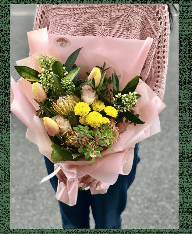 Букет 'Радость' – Интернет-магазин цветов STUDIO Flores