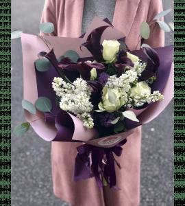 """Букет """"Серена"""" – Интернет-магазин цветов STUDIO Flores"""