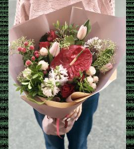 """Букет """"Совершенство"""" – Интернет-магазин цветов STUDIO Flores"""