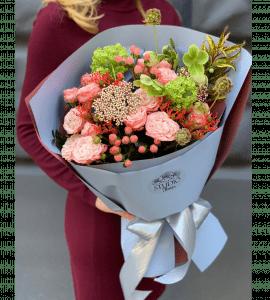 Букет 'Венеція' – Інтернет-магазин квітів STUDIO Flores