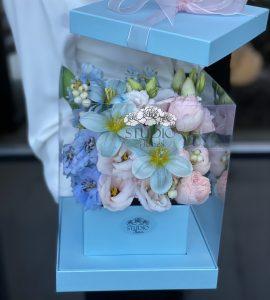 Букет 'Мадмуазель' – Интернет-магазин цветов STUDIO Flores