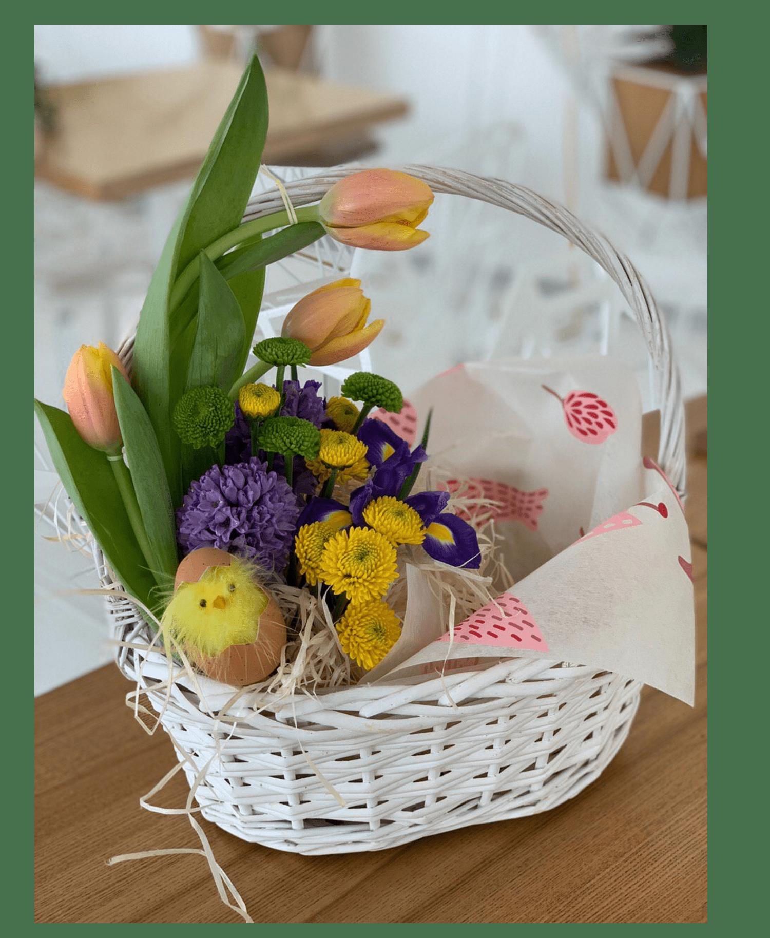 Кошик квітів