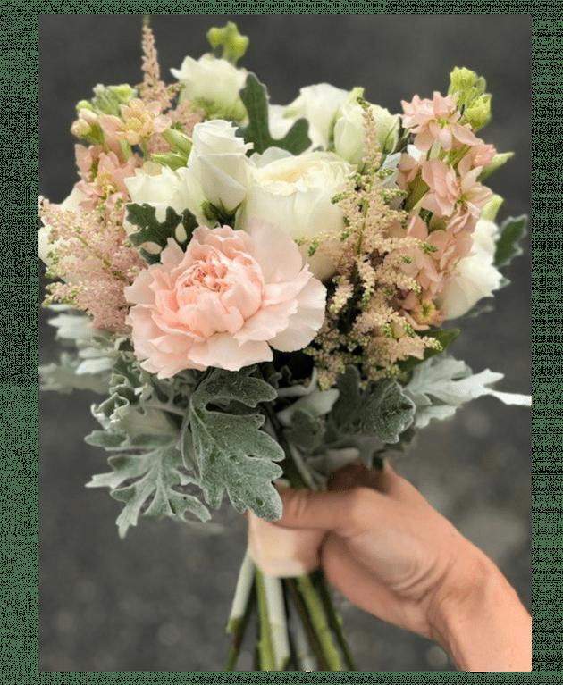 Свадебный букет 17 – Интернет-магазин цветов STUDIO Flores