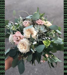 Свадебный букет 18 – Интернет-магазин цветов STUDIO Flores
