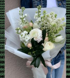 Букет 'Айсберг' – Інтернет-магазин квітів STUDIO Flores