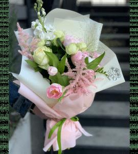 """Букет """"Белль"""" – Інтернет-магазин квітів STUDIO Flores"""