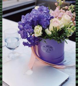 """Букет """"Деловое утро"""" – Интернет-магазин цветов STUDIO Flores"""