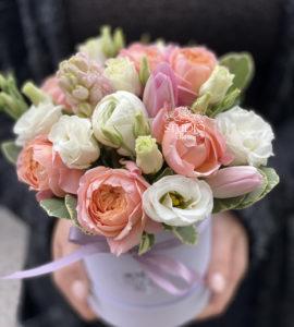 Bouquet 'Muse' – Flower shop STUDIO Flores