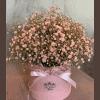 Букет с гипсофилой – изображение 3 – Интернет-магазин цветов STUDIO Flores