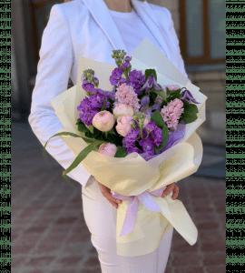 """Букет """"Здравствуй лето"""" – Інтернет-магазин квітів STUDIO Flores"""