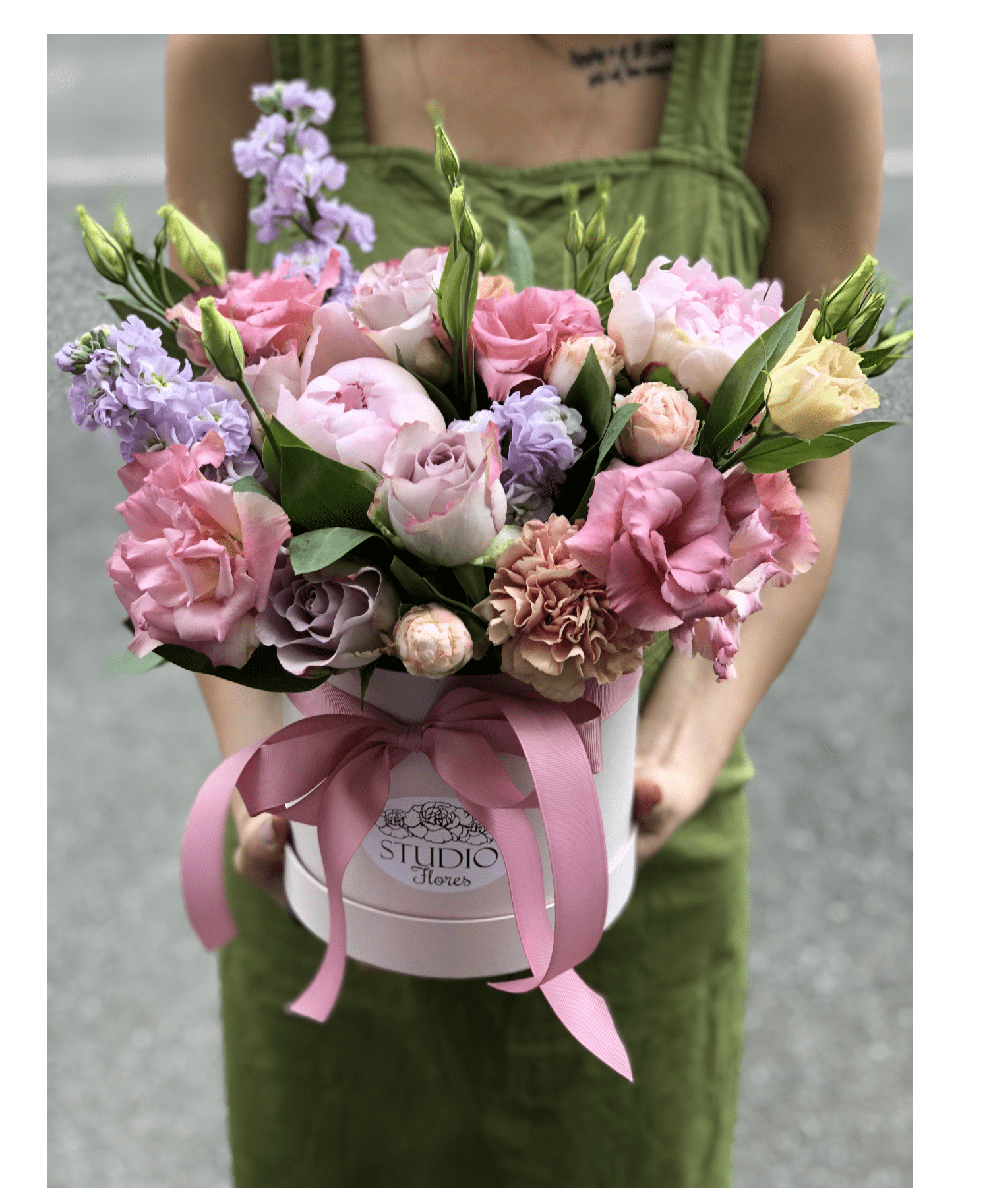 Букет Фиеста – Интернет-магазин цветов STUDIO Flores