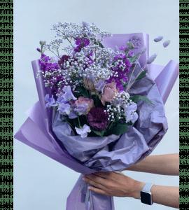 Букет 'Ягодное суфле' – Интернет-магазин цветов STUDIO Flores
