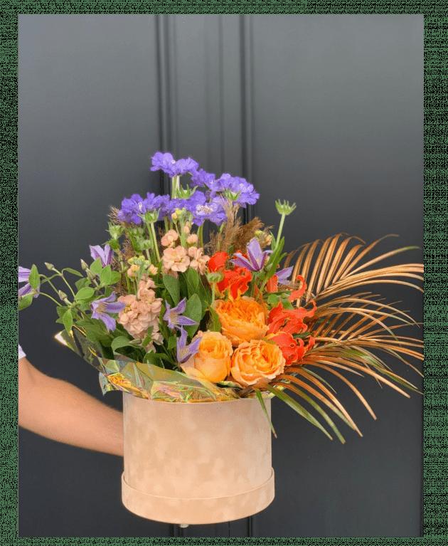 Букет 'Солнечный июль' – Интернет-магазин цветов STUDIO Flores