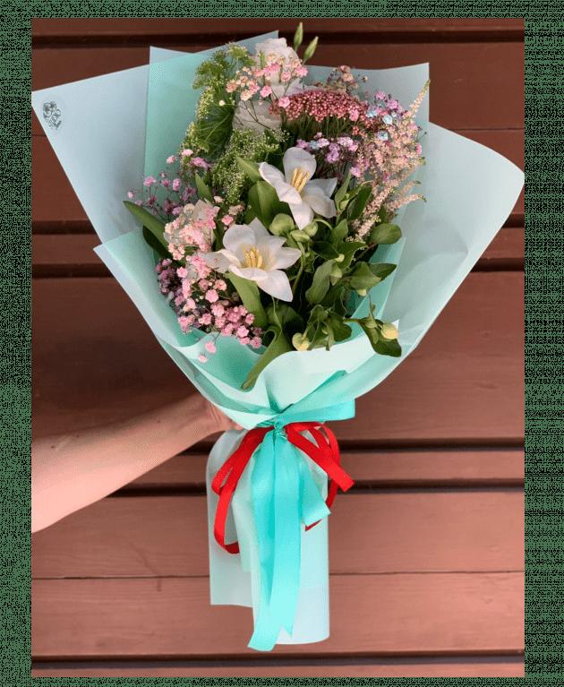 Букет Мєліса – Інтернет-магазин квітів STUDIO Flores