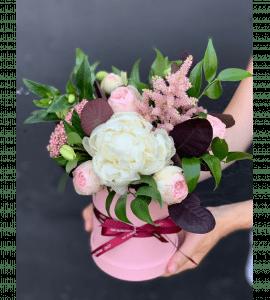 Букет Мисс Флорес – Интернет-магазин цветов STUDIO Flores