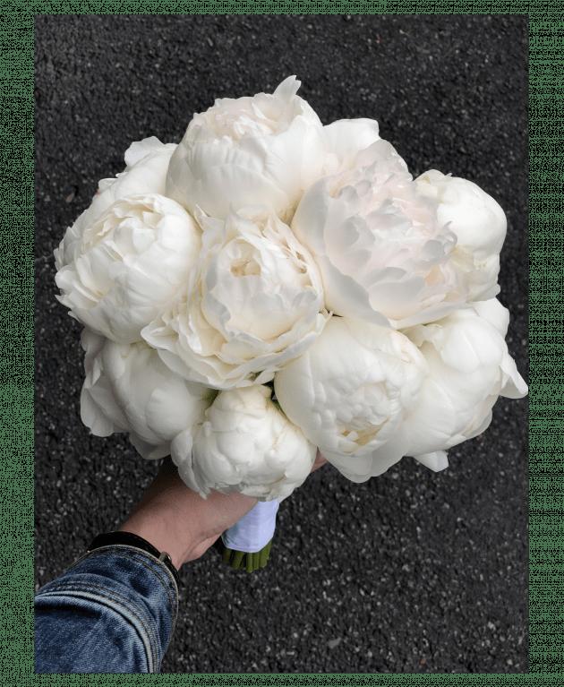 Букет невесты 27 – Интернет-магазин цветов STUDIO Flores
