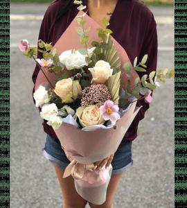 Букет 'Нежность осени' – Интернет-магазин цветов STUDIO Flores