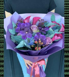 "Букет ""Звездная пыль"" – Інтернет-магазин квітів STUDIO Flores"