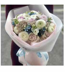 Buy a bouquet a bouquet with ranunculus