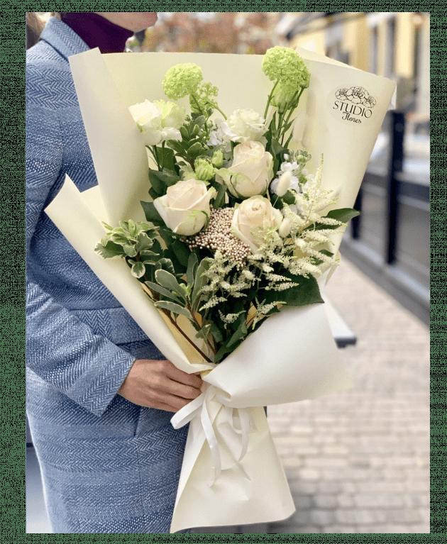 Букет 'Капри' – Интернет-магазин цветов STUDIO Flores