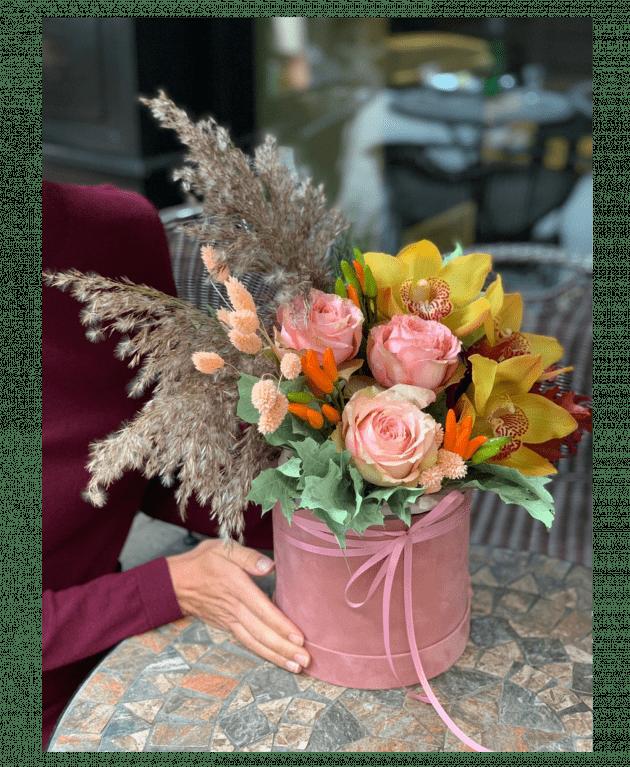 """Букет """"Нью Йорк"""" – Інтернет-магазин квітів STUDIO Flores"""